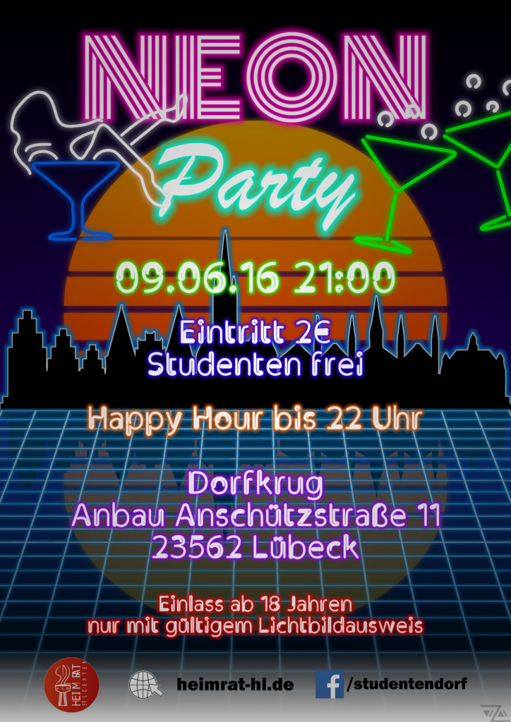 Neon Party 4